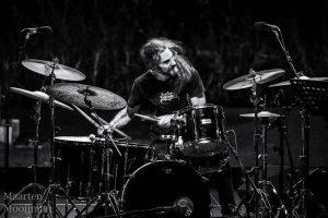 Drummer Kenny Grohowski