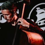 double bass player Vincent Arp