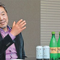 'If Samsung Makes Makgeolli'