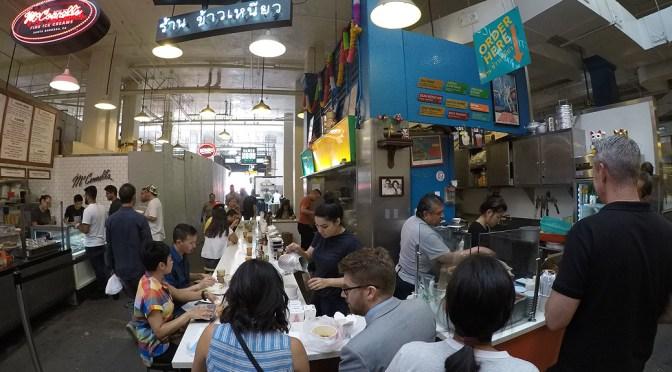 【ロサンゼルス】Grand Central Market / グランドセントラルマーケット