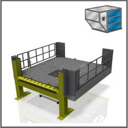Sollevamento, carico e scarico container