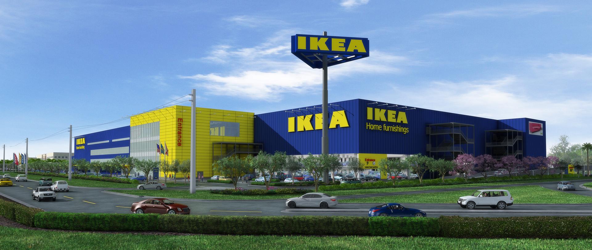 furnishings retailer ikea breaks ground