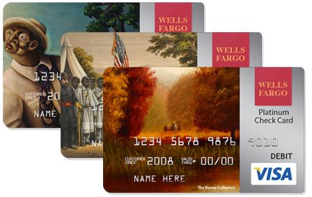 Wells Fargo Custom Card Template   Infocard.co