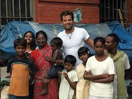 Ricky Martin has traveled the world over in support of children's rights and welfare. He will be hon ...