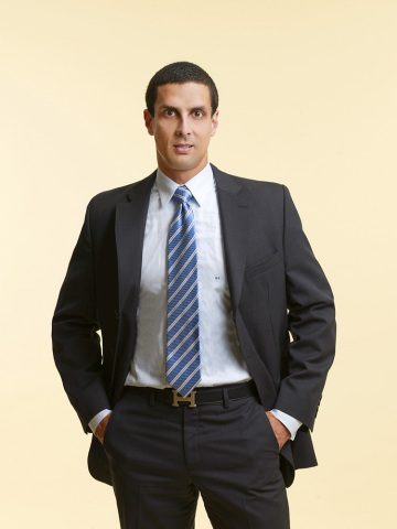 Dr. Omar Torres, Nationally Renowned Dermatologist and Olay Regenerist Spokesperson (Photo: Business ...
