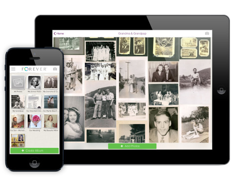Forever™ Launches Award-Winning iOS App for iPhone and iPad