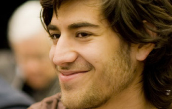 Internet prodigy and activist Aaron Swartz (Photo: Business Wire)