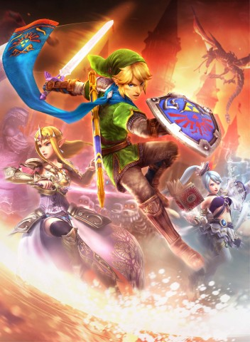 Fans eager to check out the upcoming Hyrule Warriors game for Wii U can visit the Renaissance Seattl ...