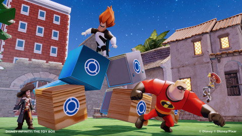 For the first time, Disney Infinity is available in the Nintendo eShop – and it's free to download.  ...