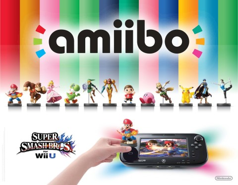 The first 12 amiibo interactive figures are now available for pre-order at a suggested retail price  ...