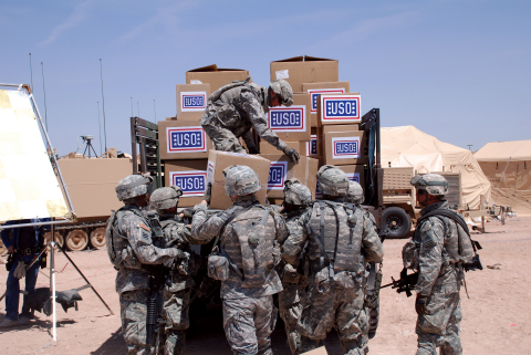 Marie Callender's, in partnership with the United Service Organizations (USO), announced the launch...