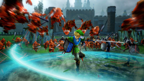It's time to fight. Cut down entire legions of enemies as Link, Zelda and other characters from The  ...