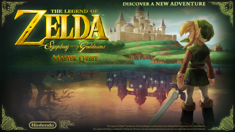 """""""The Legend of Zelda: Symphony of the Goddesses"""" concert series is back with a third installment of  ..."""