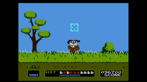 Grab your Wii Remote controller! It's duck season and your trusty hunting dog is ready to scour the  ...