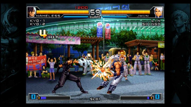 """SNK PLAYMORE:""""THE KING OF FIGHTERS 2002 UNLIMITED MATCH"""" Is Now Available on STEAM ! 