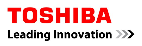 updated toshiba logo design