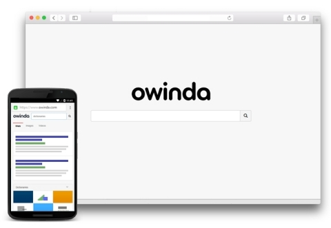 A new way to search online (Photo: Business Wire)