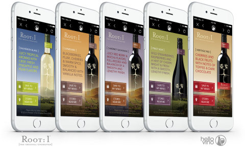MundoVino, a member of The Winebow Group, launches mobile marketing program with Hello Vino. (Graphi ...