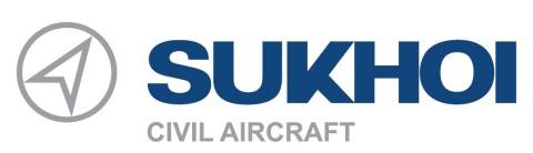 Resultado de imagen para Sukhoi Aircraft SSJ-100 logo
