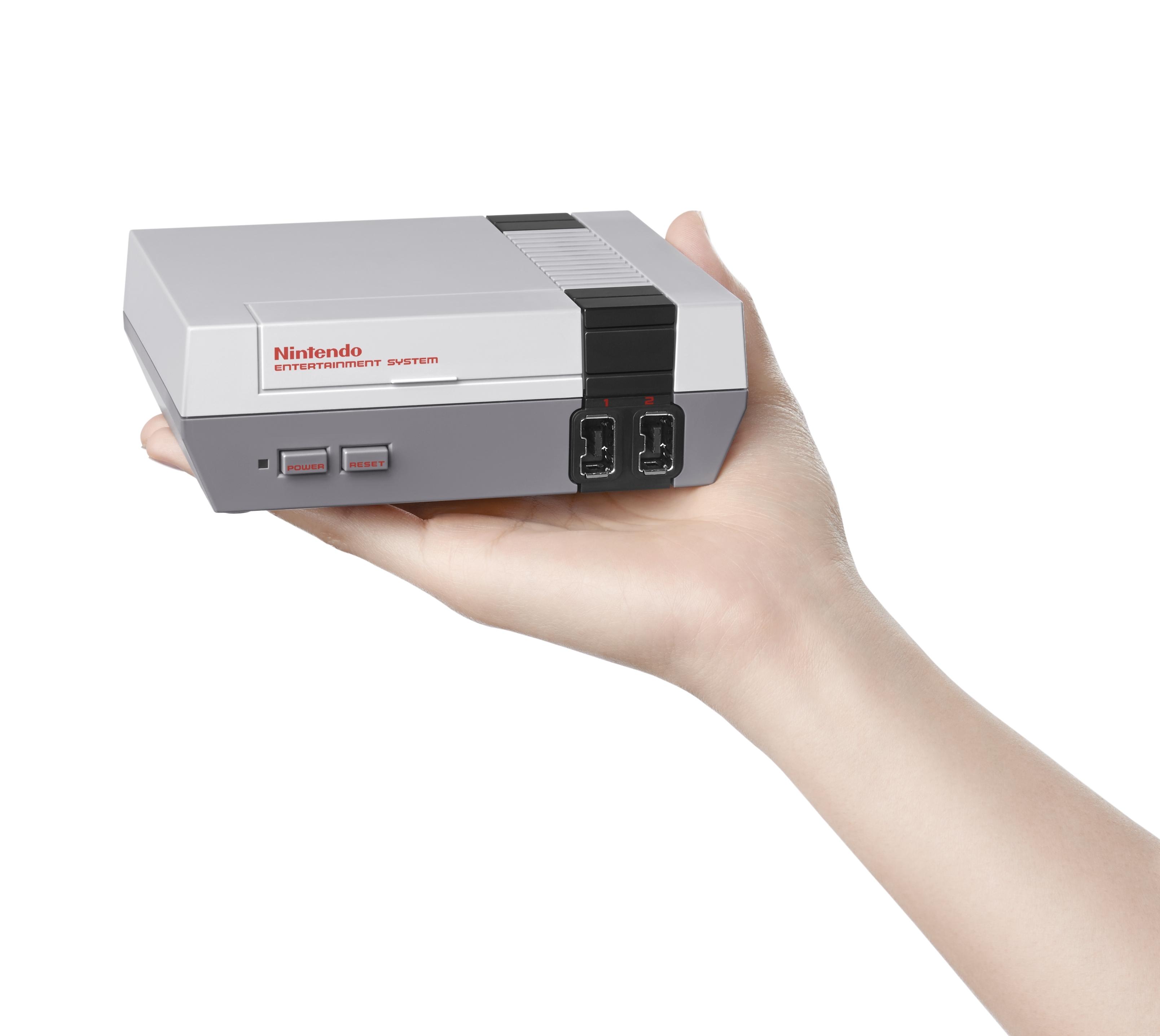 NES Classic Edition Nintendo NeXGam Forum