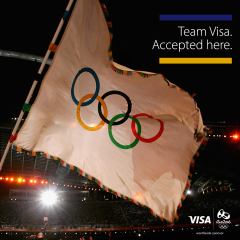 Visa is thrilled to welcome refugee Olympic athletes to the #TeamVisa community of 60 Olympic athlet ...