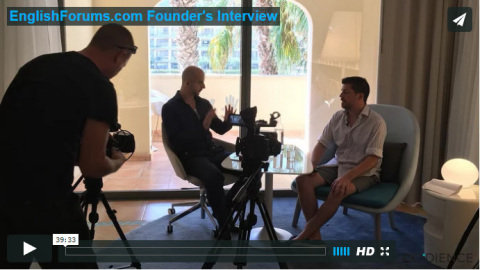 Founder's Interview available at www.OODIENCE.com/EF/interview-bw (Photo: Business Wire)