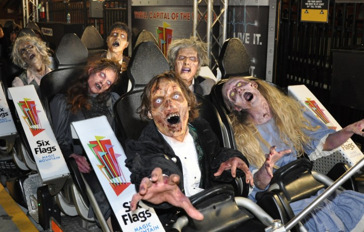 six flags magic mountain presents biggest and scariest halloween