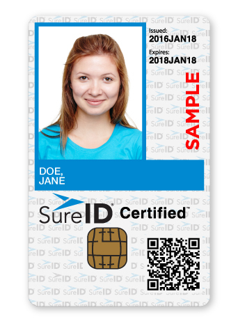 The SureID Certified Edge solution facilitates recurring background screenings for volunteers on a s ...