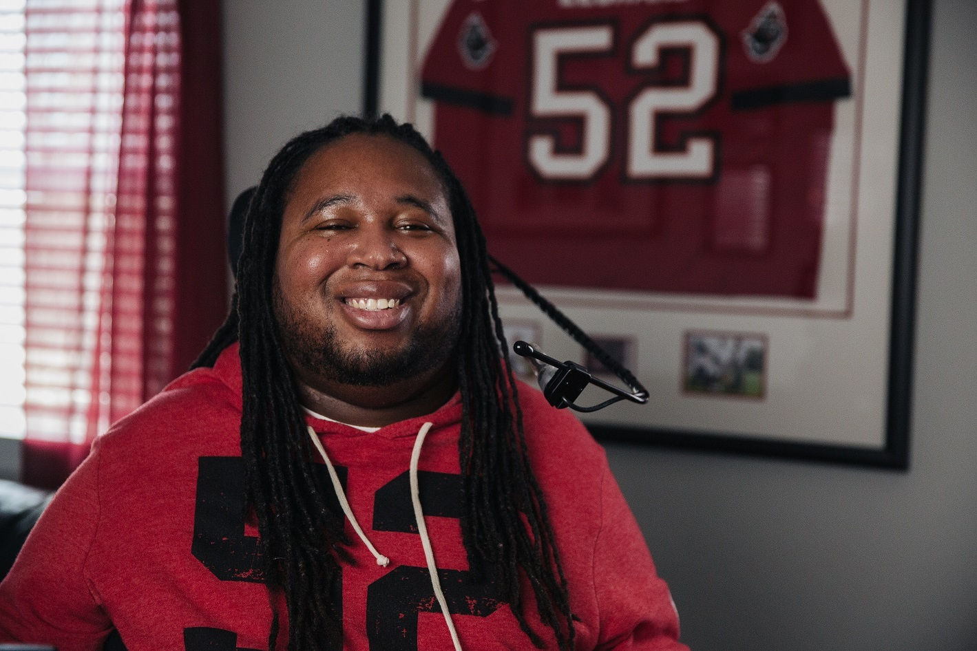 Image result for Eric LeGrand to receive Warrior Award at 2017 WWE Hall of Fame Induction Ceremony