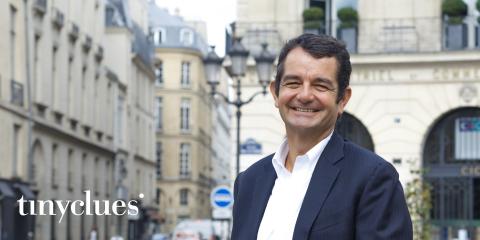 Matthieu Chouard, SVP Sales EMEA, Tinyclues (Photo: Business Wire)