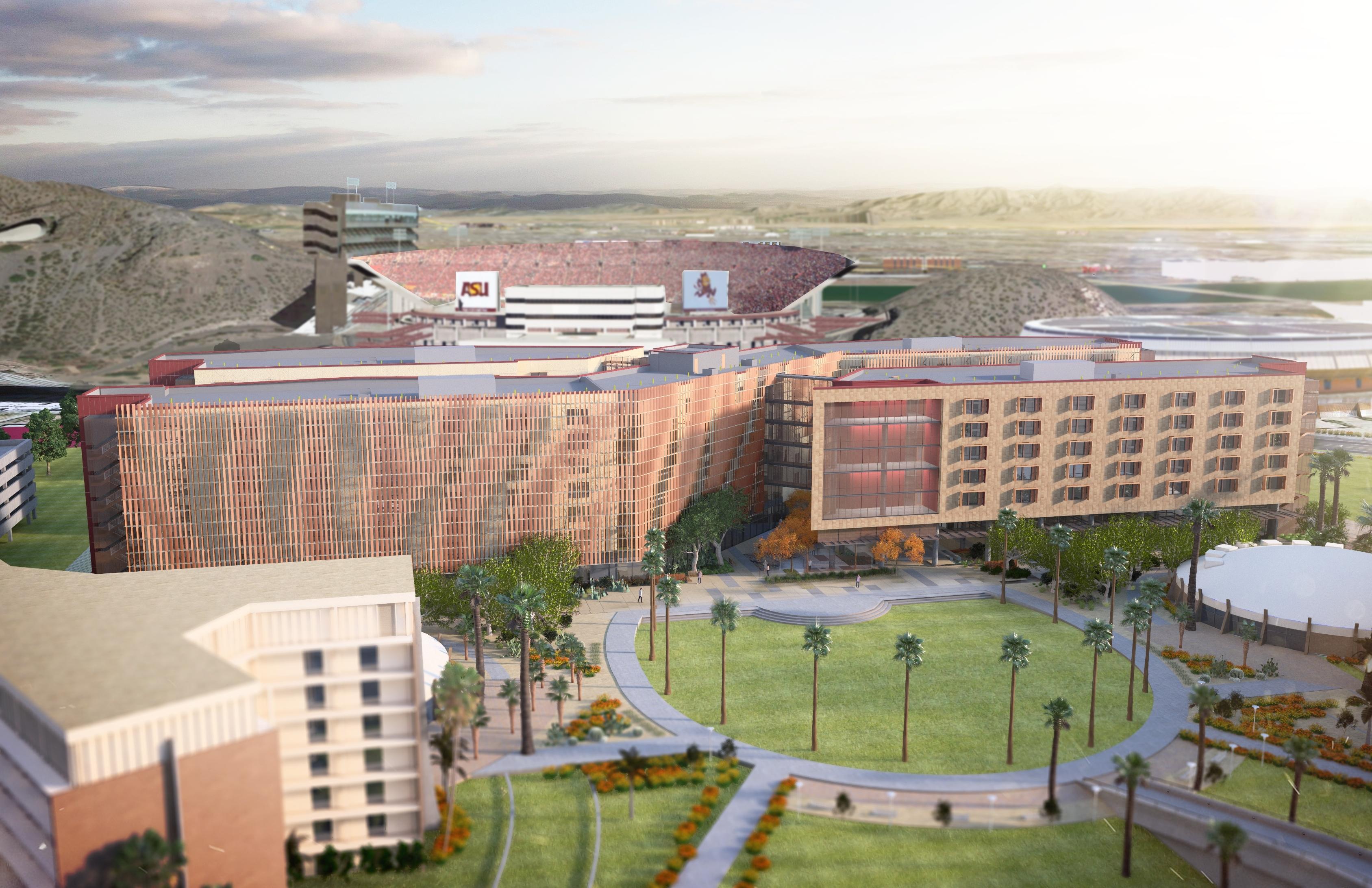 Arizona State University and American Campus Communities ...