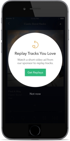 Pandora's New Video Plus Ad Product (Photo: Business Wire)
