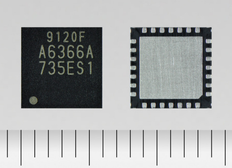 Toshiba Electronic Devices & Storage Corporation: A constant-current 2-phase stepping motor driver