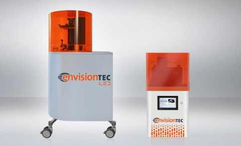 EnvisionTEC, a leading manufacturer of desktop and production 3D printers, is launching two larger v ...