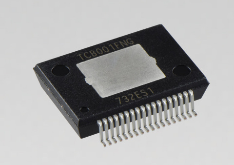 Toshiba Electronic Devices & Storage Corporation: A new surface-mount 4-channel power IC