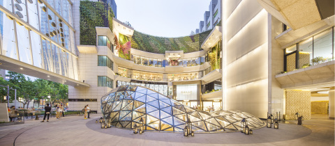 The flagship Shanghai K11 Art Mall (Photo: Business Wire)