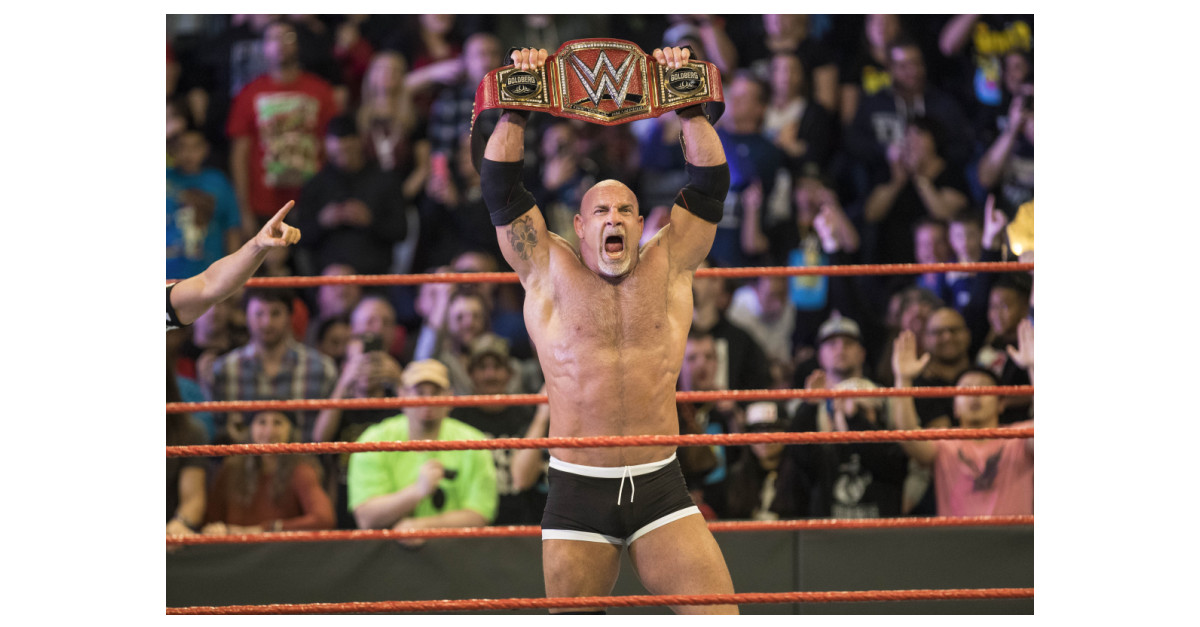 Goldberg To Be Inducted Into WWE Hall of Fame Class of 2018