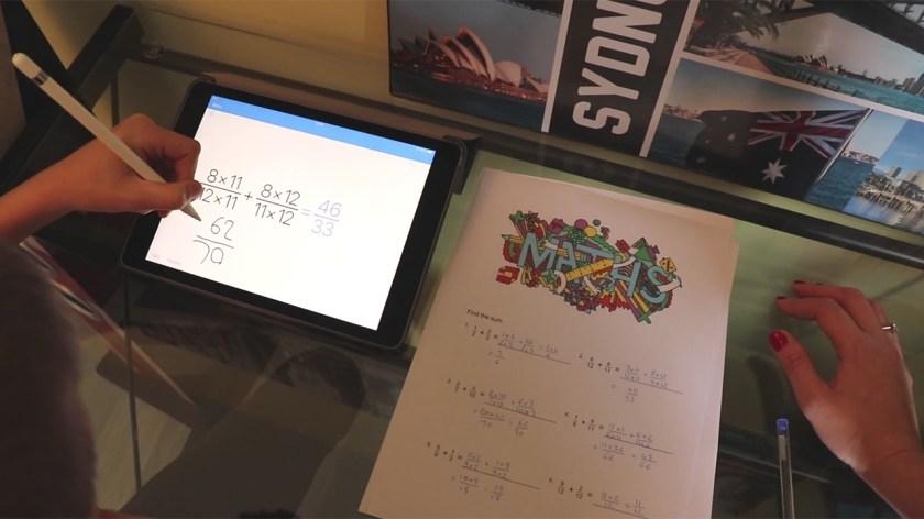 MyScript dévoile une application Calculator 2 nouvelle et améliorée basée sur l'écriture manuscrite qui améliore l'expérience de l'utilisateur et ajoute un support pour les dernières fonctionnalités iOS.