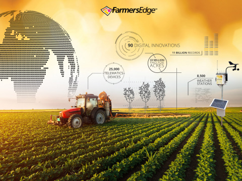 Over 90 new digital agronomic tools focusing on data-driven decision support to be released. (Photo: ...