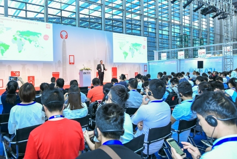 IFA Retail University at CE China 2018 (Photo: Business Wire)