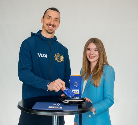 Visa Returns Zlatan Ibrahimović to the 2018 FIFA World Cup Russia™