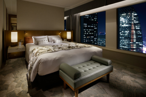"A special accommodation package in our luxurious ""Premier Grand"" club floors will be offered the LGB ..."