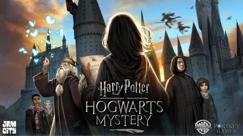 Jam City's Harry Potter: Hogwarts Mystery (Photo: Business Wire)