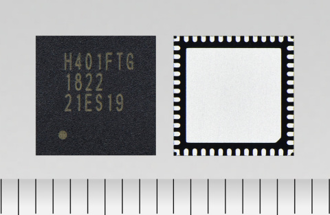 Toshiba: An integrated dual H-bridge DC brushed motor driver IC