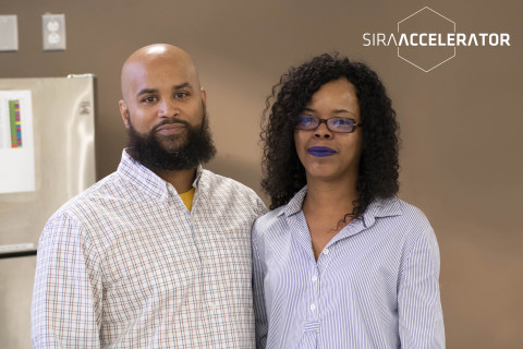 6Sieh and Leah Samura, owners of 612 Studios. (Photo: Business Wire)