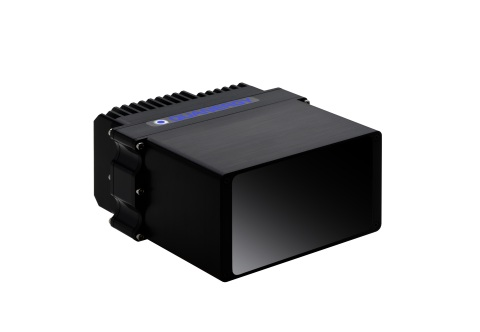 Quanergy's flagship product - the S3 automotive-grade solid-state LiDAR (Photo: Business Wire)