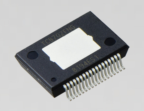 Toshiba: A 4-channel high-efficiency linear power amplifier