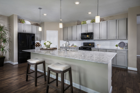 New KB homes now available in Fort Worth, Texas. (Photo: Business Wire)
