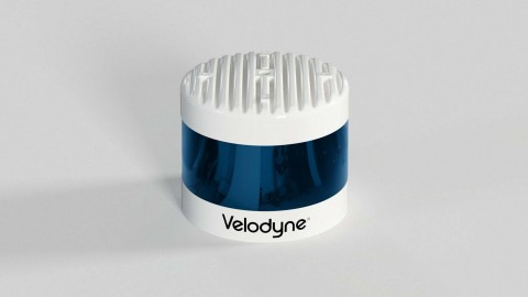 The Velodyne VLS-128™ enables autonomous aerial and ground solutions with a 360° view at a range of up to 300 meters.