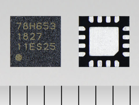 """Toshiba: New H-bridge driver IC """"TC78H653FTG"""" supporting 1.8V low-voltage and 4.0A large-current dri ..."""